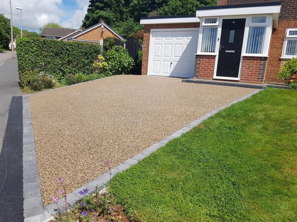 Driveways & Paving Services in Pershore